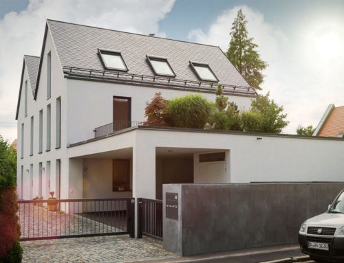 Privathaus – Niedrigenergiehaus